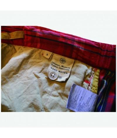 Pantaloni di cotone Original Madras