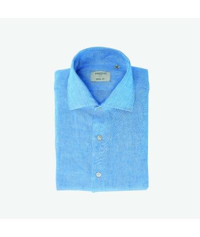 Camicia di lino Boriello x Eral55